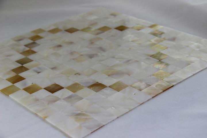 Hochwertig Mode Stil Süßwasser + Muschel Mosaik Fliesen Natürliche Farbe Küche  Badezimmer Schlafzimmer Wand Mosaiken Fliesen Parkett Dekoration In  Mode Stil Süßwasser ...