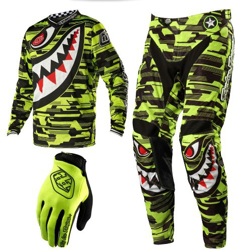 Troy Lee Designs Motocross Pants And Jersey Set De Ropa Motos Pants Shirt Motocross Motocross Jersey Shirt 2motocross Boots Size 8 Aliexpress
