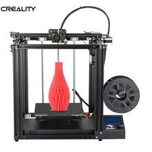 Новые Creality 3d принтеры Ender-5 принтер со стабильной мощность закрытая структура и выключения резюме печати 220*220*300
