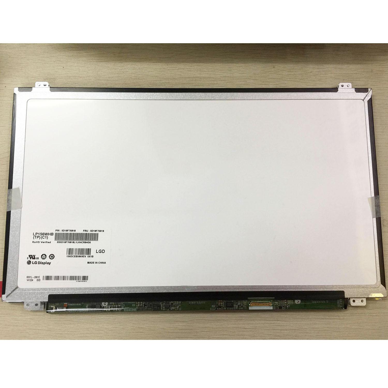 15 6 Laptop Matrix LED LCD Screen for HP 255 G5 250 G5 HD 1366X768 Display