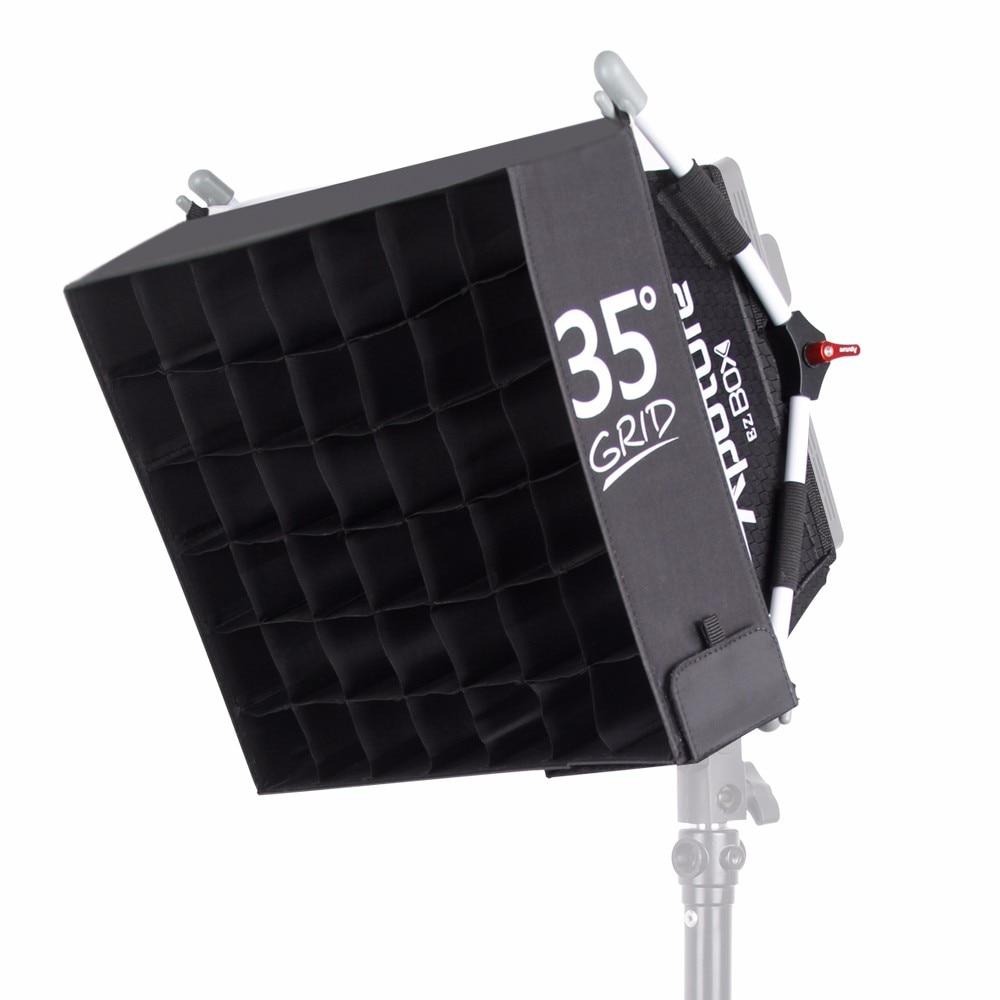 ФОТО Aputure Easy EZ Box+ Diffuser Softbox Aputures Easy Box Diffusor + Fabric Grid Kit for 672 528 light