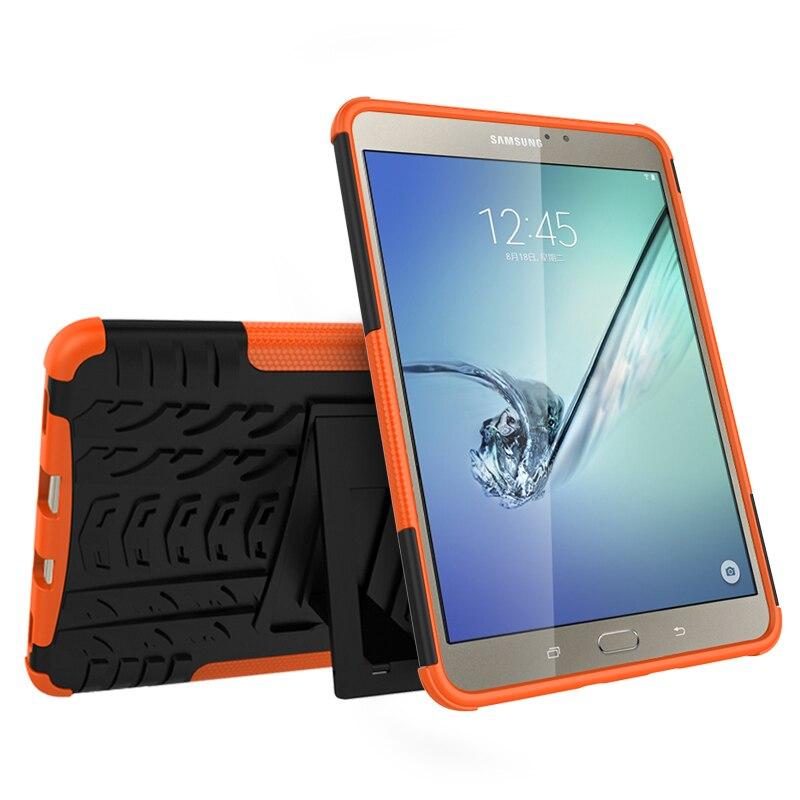 Samsung Galaxy Tab s2 8.0 Case Best Sickstand Hibrid Silikon Qatı - Planşet aksesuarları - Fotoqrafiya 3