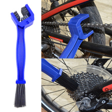 2016 Motorcycle Bike Chain Maintenance Cleaning Brush Cycle Brake Remover clearing brush Tools