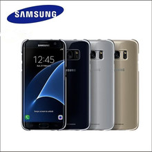 100% Original official Samsung Protective Case transparent Cover For Samsung Galaxy Note 5 S6 /S6 edge/S6 EDGE+ s7 s7 edge