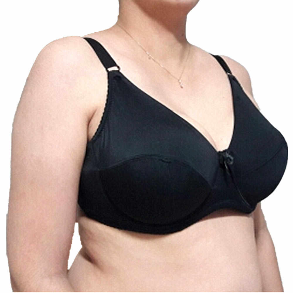 455d1088cb Plus size Underwired Non-padded Ultra thin Sexy Microfibre Full Coverage  Big Cup Bra C
