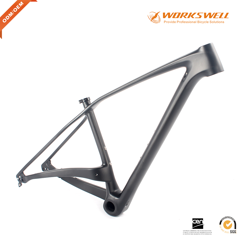 Chinese OEM full carbon fat bike frame,29er plus 650b+ fat mountain ...