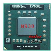 AMD Phenom II Quad Core Mobile N930 2,0 GHz Quad Core Quad Gewinde CPU Prozessor HMN930DCR42GM Buchse s1