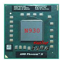 AMD Phenom Ii クアッドコアのモバイル N930 2.0 クアッドコアクアッドコアスレッド Cpu プロセッサ HMN930DCR42GM ソケット s1