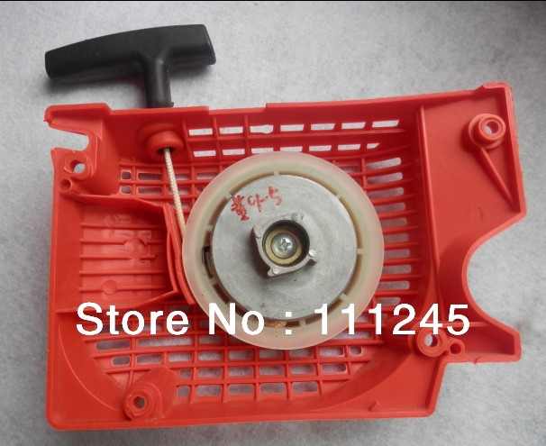 RECOIL STARTER METAL PAWL 4T EASY START FOR ZENOAH G4500 G5200 G5800 G5900 e-Start CHAINSAW PULL START PART#2880-75003 free shipping of high quality crankshaft chainsaw accessories for zenoah gasoline chainsaw g5800 aftermarket repair