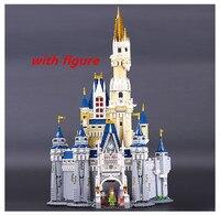 Лепин 16008 Лепин Золушка Принцесса замок Building Block Совместимость legoing 71040 legoing Золушка Принцесса замок