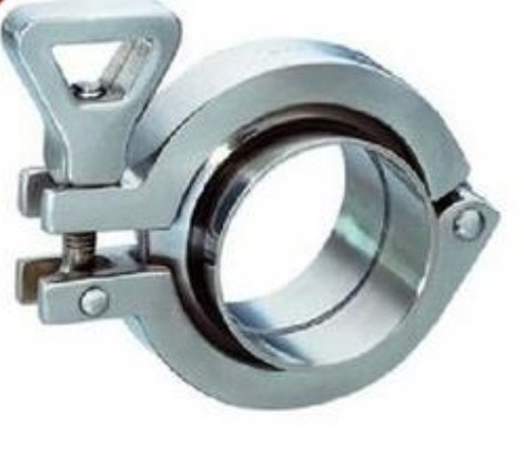 304 stainless steel heavy duty for tri clamp ferrule pipe - Abrazaderas para tubos ...