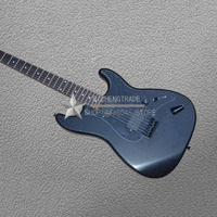 black color hardware guitarra ST standard CST Electric Guitar The real picture Factory outlet electric guitar Shop ave more