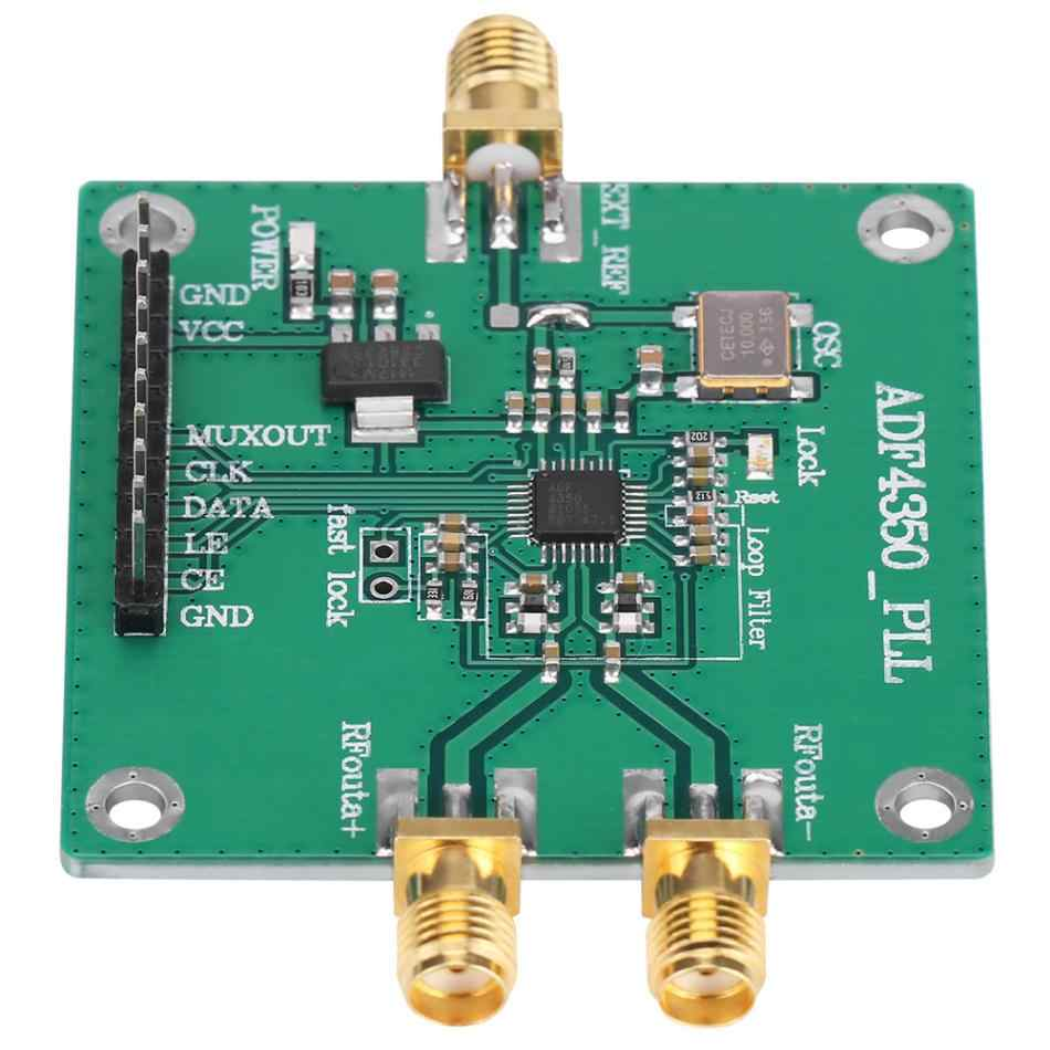VBESTLIEF 1 قطعة 137 M-4.4 GHz RF إشارة مصدر المرحلة قفل حلقة تردد المزج ADF4350 مجلس التنمية