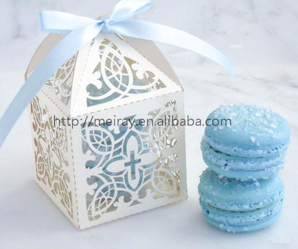 Party Favour Wedding Favors Laser Cut Candy Boxes Baby Shower Favors