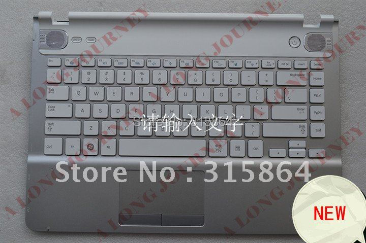 FREE SHIPPING *New US laptop keyboard FOR Samsung NP-500P4A 500P4C Q470 with speaker and touchpad LOW PRICE