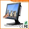 15 polegada Monitor de Tela de Toque, Tela Sensível Ao Toque Monitor LCD para Computador Desktop, monitores sensíveis ao toque para PC