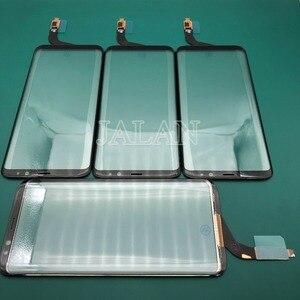 Image 2 - Original แก้ว Touch ใช้สำหรับ Samsung S8 PLUS เสียเปลี่ยนแผงกระจกด้านหน้า G955 ซ่อมหน้าจอ LCD