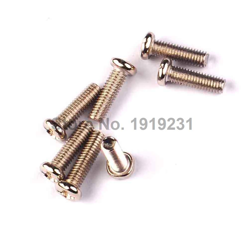 100PCS/LOT M3*10 screws used with copper column used 100