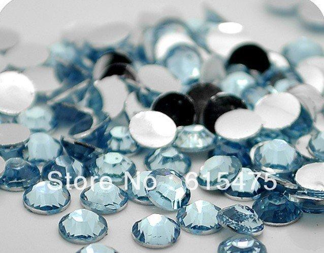 6mm Lt.Sapphire Color SS30 crystal Resin rhinestones flatback,Free Shipping 10,000pcs/bag 5mm black diamond color ss20 crystal resin rhinestones flatback free shipping 30 000pcs bag