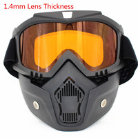 2017 New Cycling Face Mask Winter Sports Ski Snowboard Eyewear Wind Stopper Face Mask Bicycle Motorcycle