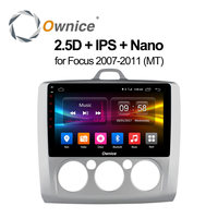Ownice C500 Android 6 0 Octa 8 Core Car Dvd For Ford FOCUS 2007 2008 2009