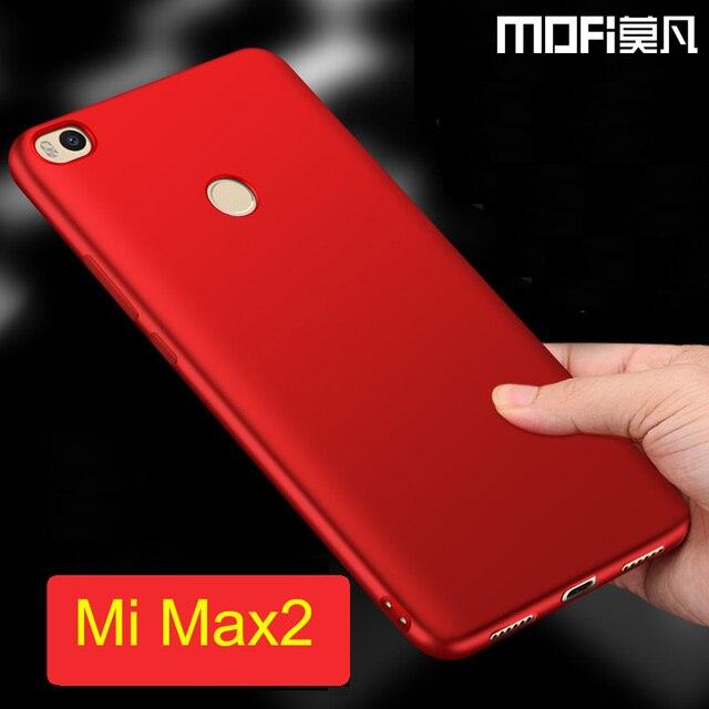 finest selection 23b2c c5c56 US $6.48 28% OFF xiaomi mi max 2 case Mofi ultra thin 6.44 mi max 2 back  cover 64 gb hard pattern pc conque 128 gb xiaomi mi max2 case-in Fitted  Cases ...