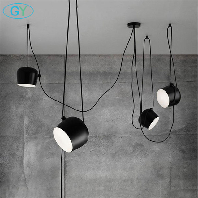 office chandelier lighting. Modern DIY Chandelier Industrial Art Decoration Restaurant Lustres Lamp  Shop Meeting Room Office Project Lighting A