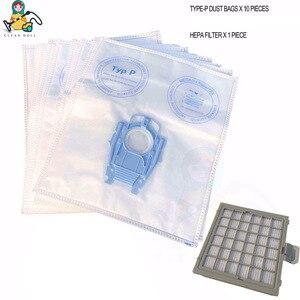 Image 5 - Yedek filtre torbaları BOSCH tipi için P çantaları BSG8 VS08 BSG8PRO1 BSG8PRO2/15 BBZ123FP BBZ41FP BSG 80000... 89999 ergomaxx çanta
