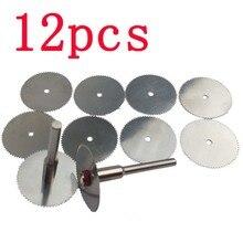 Дисковой режущий деревообрабатывающий пилы ротари dremel дерево x диск инструмент аксессуары