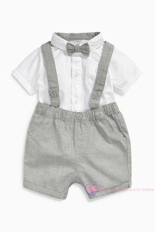 Zestaw 3 części jesień 2015 zestawy odzieży dla dzieci wypoczynek - Odzież dla niemowląt - Zdjęcie 4