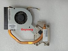 Cooler for HP ProBook 4520 4520S 4720 4720S cooling heatsink with fan radiator 607132-001 for INT UMA model(China)