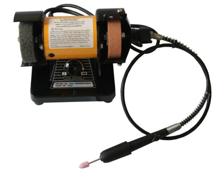 Professional Watch Grinder Grinding machine Watch Polisher Desktop machine