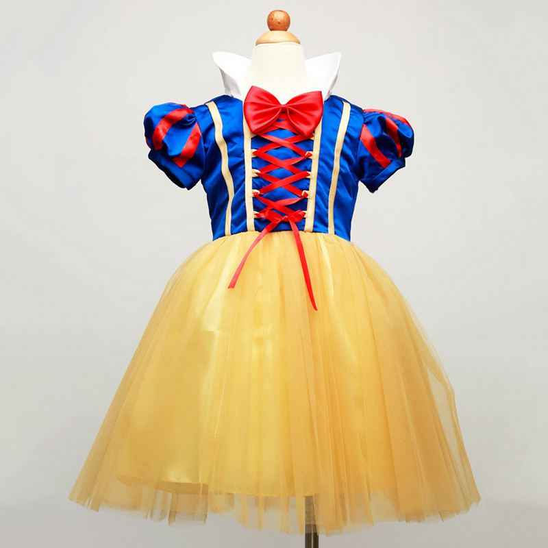 Girls-Snow-White-Costume-Cosplay-Kids-Girl-Princess-Party-Dresses-with-Cape-Short-Sleeve-Dress-with-Bow-Children-Cartoon-Clothes-2