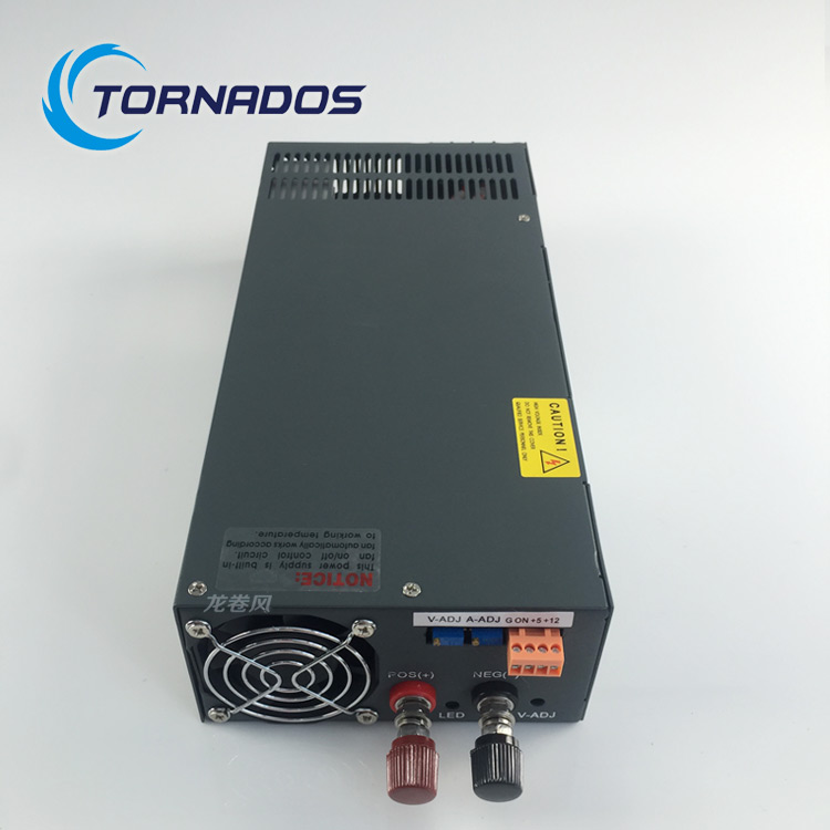US $184 0 8% OFF|2000W 24V Switching power supply for DC Motor AC to DC  power suply input 220v ac to dc power supply S 2000 24-in Switching Power
