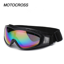 Retro Motorcycle Goggles Motocross  For Helmet Bike UV Protection Dirt Racing