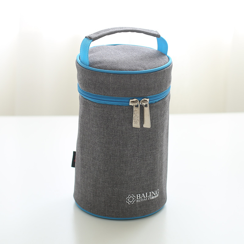 New Fashion Oxford Cloth Lunch Thermal Bag Bottle Bag Cooler Thermo Insulated Food Bag Picnic Casual Good Quality