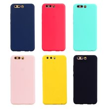 Matte Cute Candy Soft Silicon TPU Case For Huawei Mate 10 20 P30 P20 P10 P8 Lite 2017 Pro Nova 4 3e 3i Honor 8X 10 P Smart Funda(China)