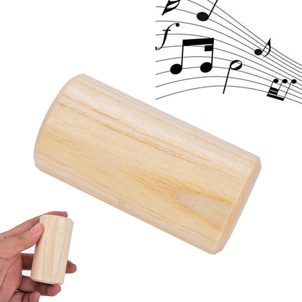 New Small Cylindrical Shaker Rattle Rhythm Instrument Gift Percussion Musical Instrument For Baby Kid Child Early Educational
