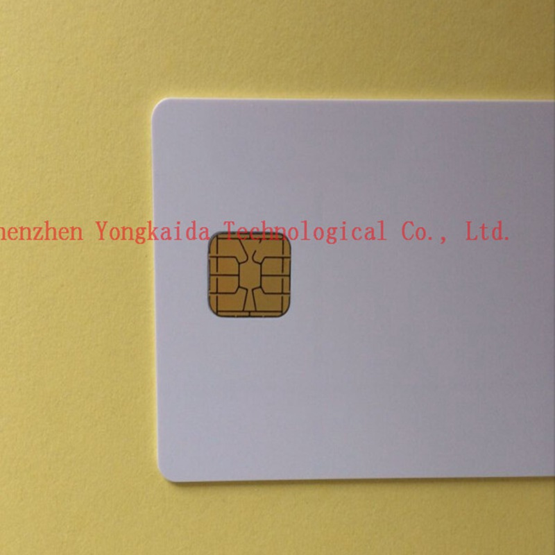 600 PCS/Lot PVC Card ISO7816 Fudan 4428 Chip Contact Smart IC Card