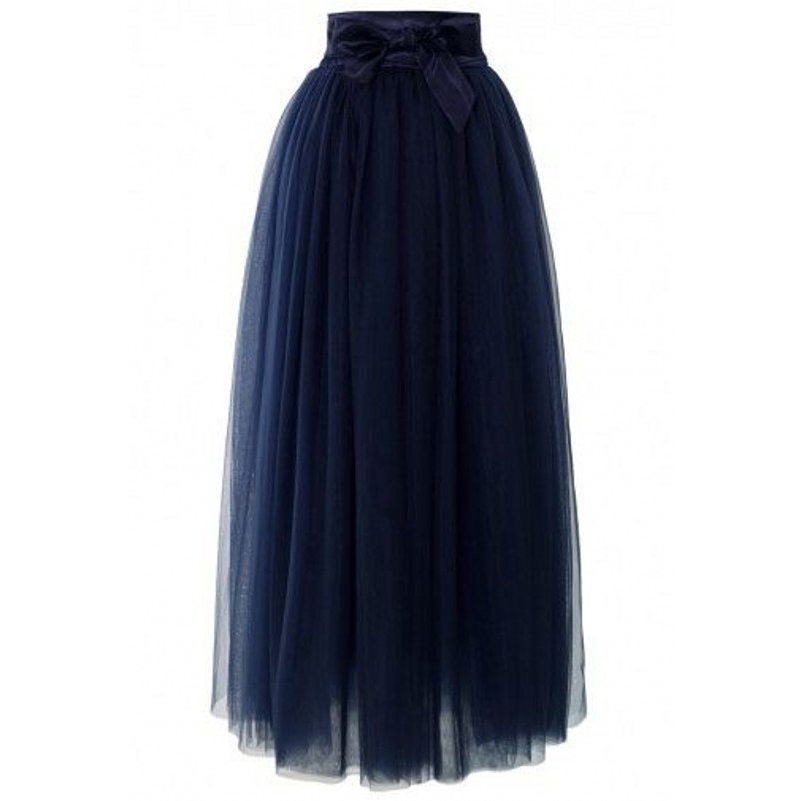 aliexpress buy navy blue maxi skirt satin