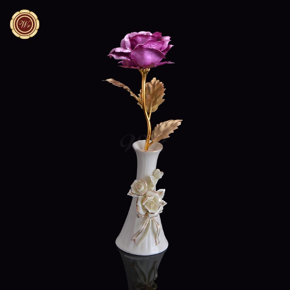 Online kopen Wholesale roze rose ontwerp uit China roze rose ...