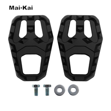 MAIKAI Motorcycle Accessories FOR HONDA CRF1000L AfricanTwins 2016-2019 CNC Aluminum Alloy Widened Pedals