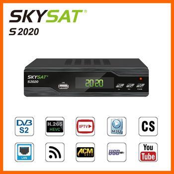 SKYSAT S2020 for South America support IKS SKS ACM Brazil
