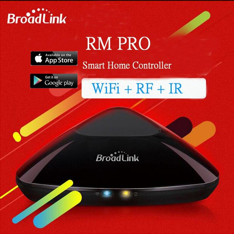 Broadlink 2018 Novi RM33 RM Pro + WiFi IR RF Smart Početna Hub, - Pametna elektronika - Foto 3