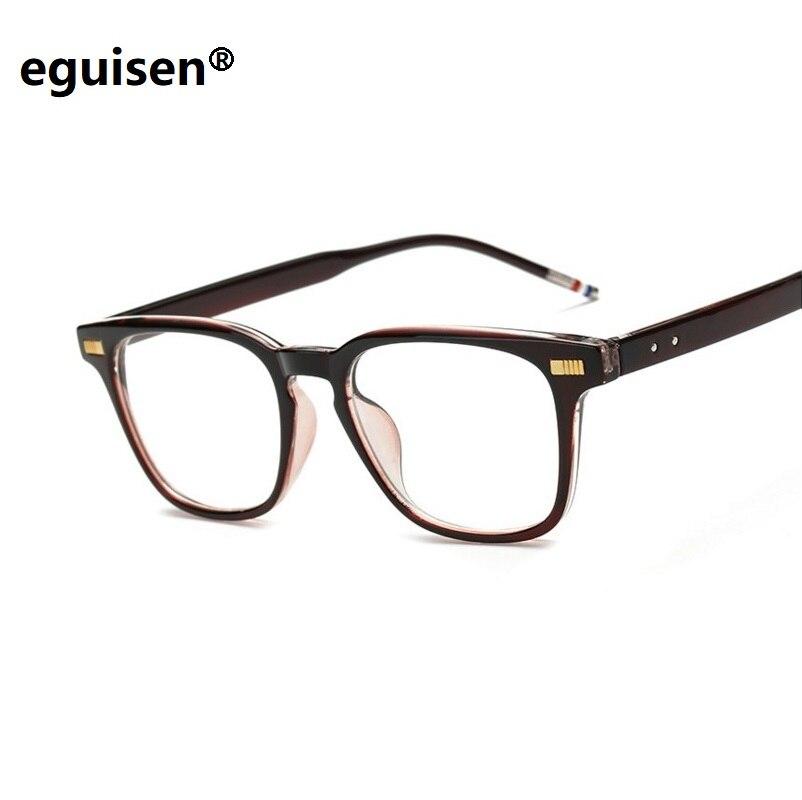 50-15-145 новый ретро очки для близорукости квадратная рамка плоское зеркало являются полный кадр и пункт 8162 Óculos де Грау Бесплатная доставка
