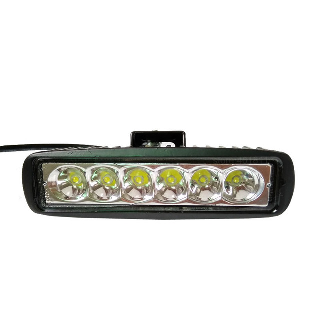 New 6 inch 18w led light bar 12v 24v motorcycle led bar offroad 4x4 new 6 inch 18w led light bar 12v 24v motorcycle led bar offroad 4x4 atv daytime aloadofball Choice Image