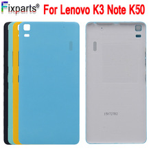 For Lenovo K3 Note K50 Back Battery Cover Housing Case Replacement Parts