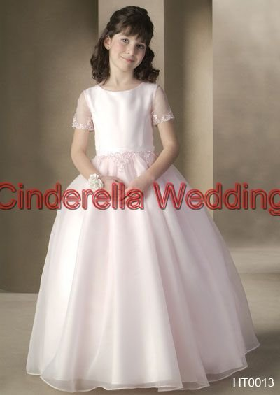 Children's dress  Flower girl dress   girl's gown & Children's DressHT01237