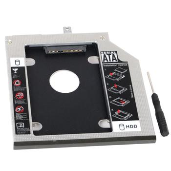 2.5 inch SATA HDD Hard Drive Caddy Adapter for Lenovo Thinkpad T440p T540 W540