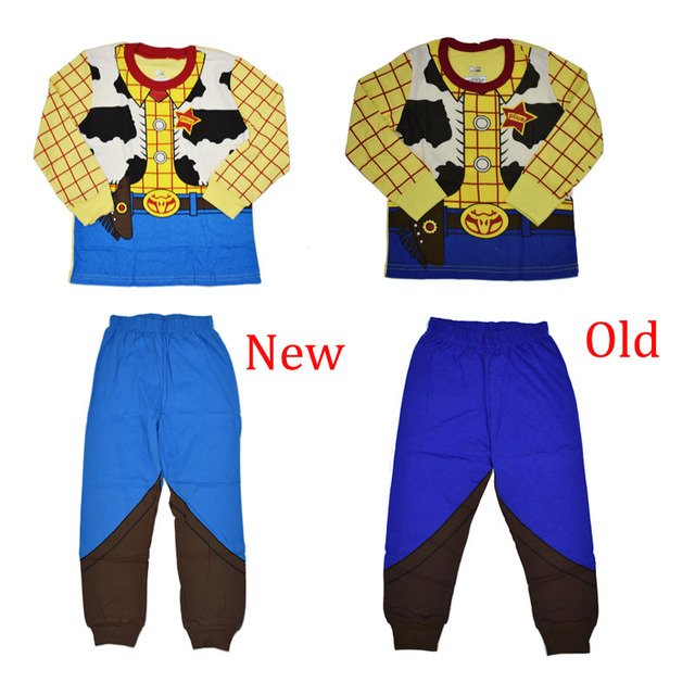 Cowboy Woody and Buzz Lightyear Halloween Costumes Toy Story